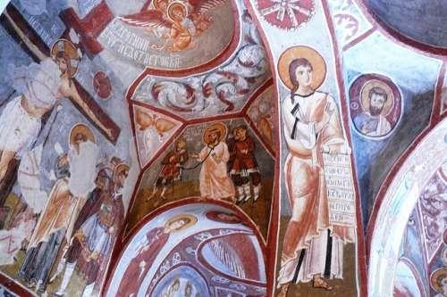 Iglesia de Göreme