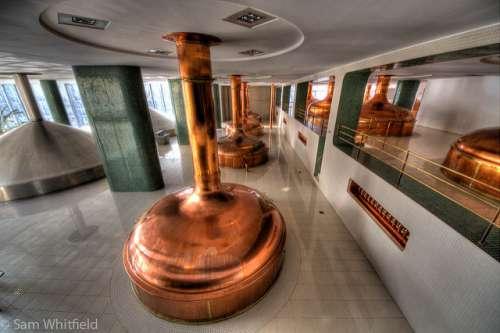 Pilsner Urquell Brewery en Pilse