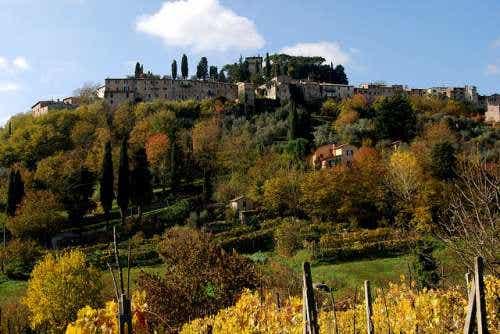 Descubrimos Cetona, un precioso pueblo en la Toscana