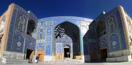 Mezquita de Isfahan