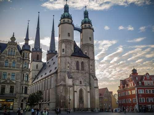 Halle en Alemania, una ciudad muy dulce