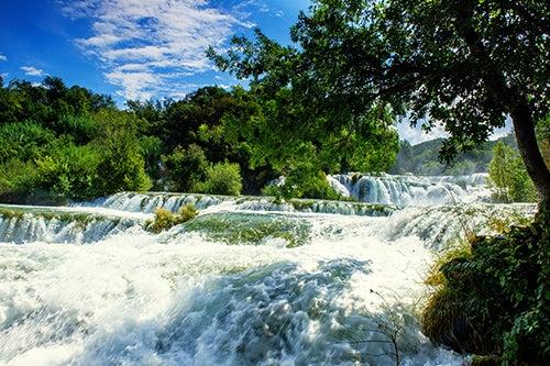 Cataratas de Krka