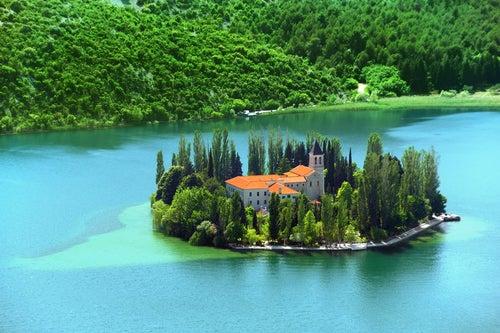 Isla de Visovac