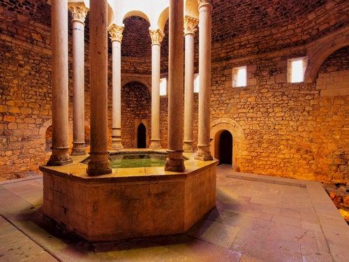 Girona una ciudad que merece la pena descubrir - Banos arabes girona ...
