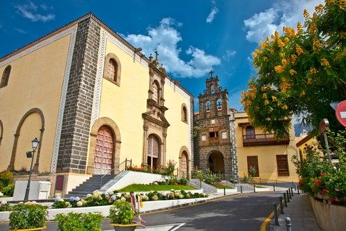 Iglesia de San Agustín en La Orotava