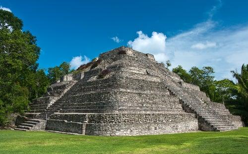 Chacchoben en México