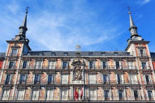 Casa de la Panadería en Plaza Mayor de Madrid