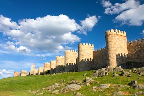 Las murallas de Ávila, un tesoro medieval