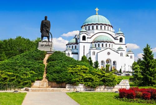 Iglesia de San Sava en Belgrado