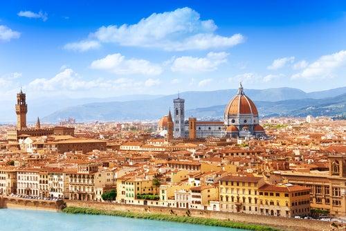 Florencia en la Toscana