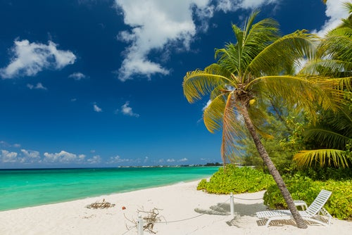 Seven Mile Beach en Caiman