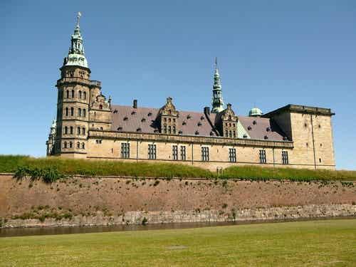 Kronborg en Dinamarca, el castillo de Hamlet