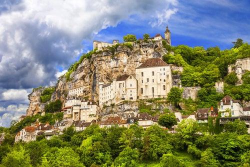 Rocamadour en el Valle del Lot