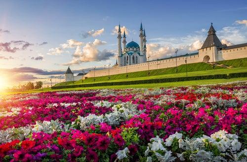 Descubrimos 9 destinos fantásticos en Rusia