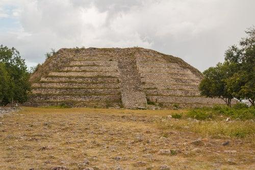 Pirámide en Izamal