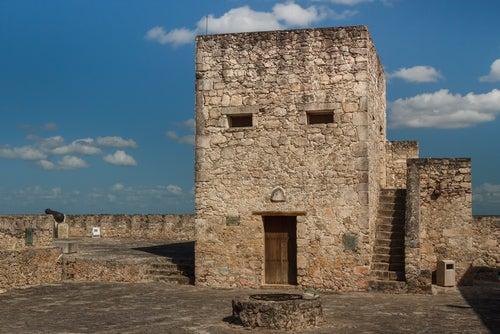 Fuerte de San Felipe en Bacalar
