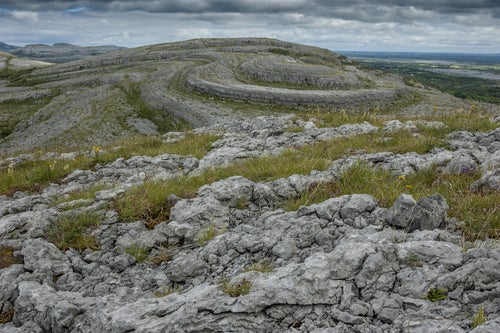 The Burren en Irlanda, un paisaje espectacular