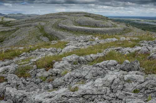 The Burren en Irlanda, un paisaje espectacular