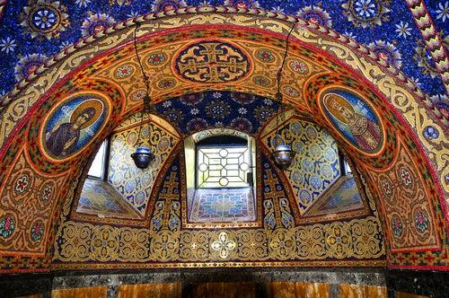 Descubrimos las hermosas iglesias ortodoxas de Serbia