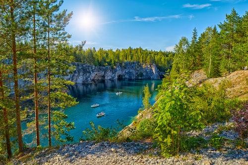 Karelia en Rusia