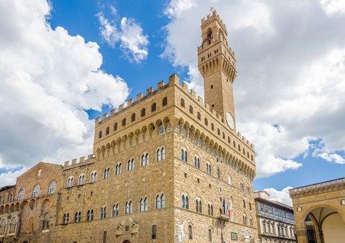 Palazzo Vecchio, símbolo del poder de Florencia