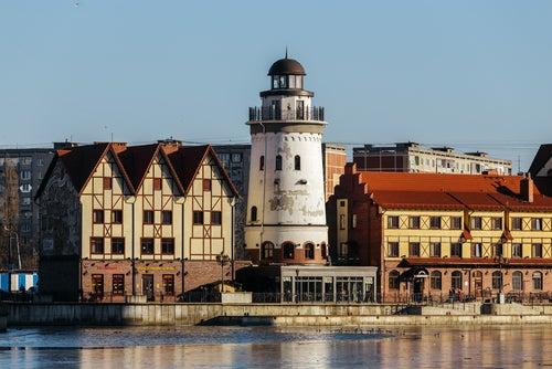 Kaliningrado en Rusia