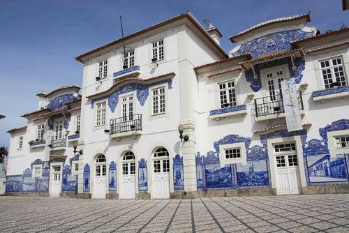 Estación de Aveiro