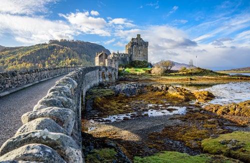 Visitamos el fantástico castillo de Eilean Donan en Escocia