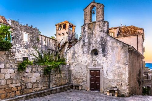 Casa de Marco Polo en Korcula