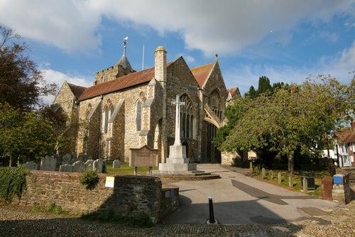 Iglesia de St. Mary en Rye