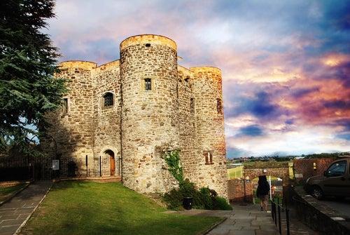 Torre Ypres en Rye