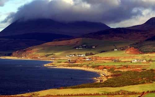 La fascinante isla de Arran en Escocia