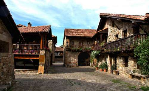 Bárcena Mayor en Cantabria, una escapada rural perfecta