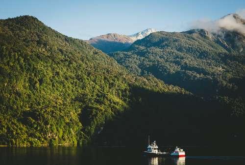 Fiordo Aysén