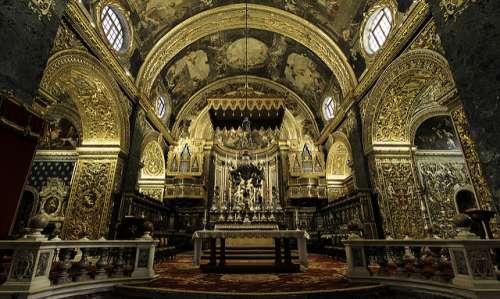 Catedral de La Valletta