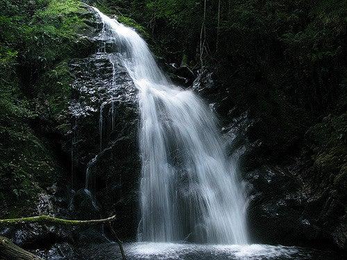 Cascada de Xorroxin en el valle de Baztán