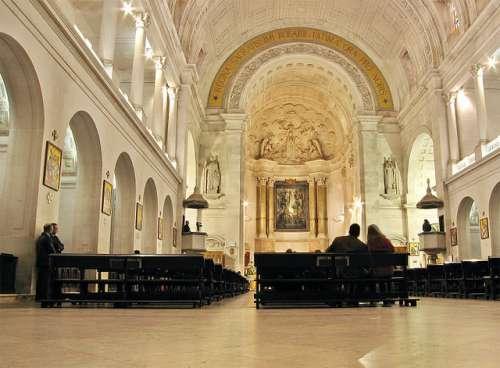 Basílica del Rosario en Fátima