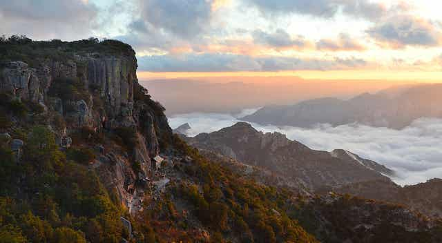 El sorprendente Copper Canyon en México