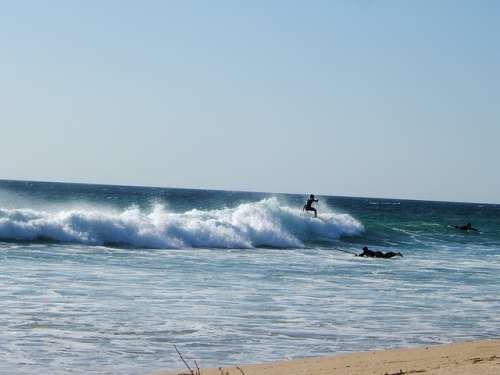 Playa de El Palmar en Vejer de la Frontera
