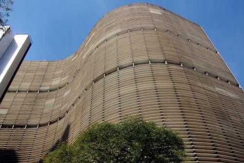 Edificio Copán en Sao Paulo