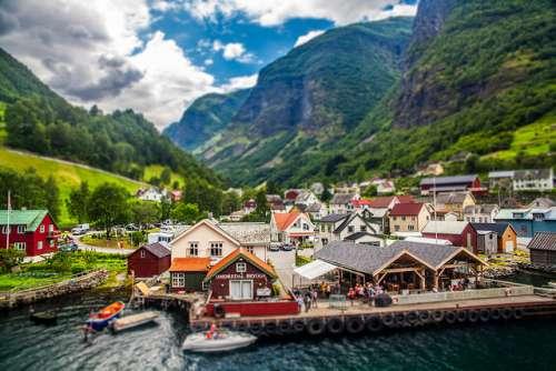 Recorremos los más increíbles pueblos nórdicos