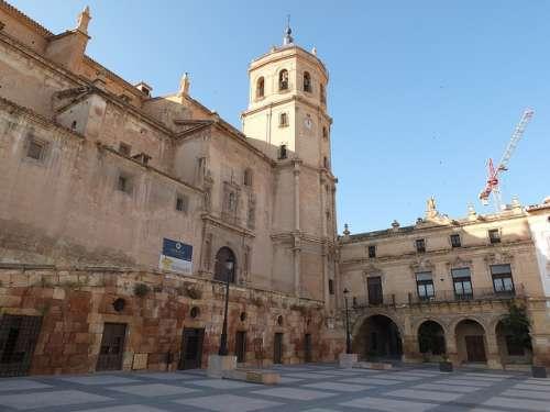 Colegiata de San Patricio de Lorca