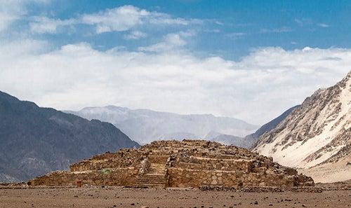 Caral en Perú, la ciudad más antigua de América