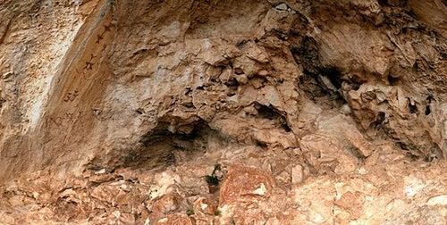 Cueva de los Letreros en Vélez Blanco