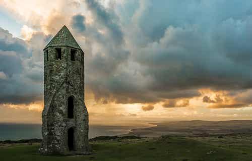 ¿Conoces la hermosa isla de Wight en Inglaterra?