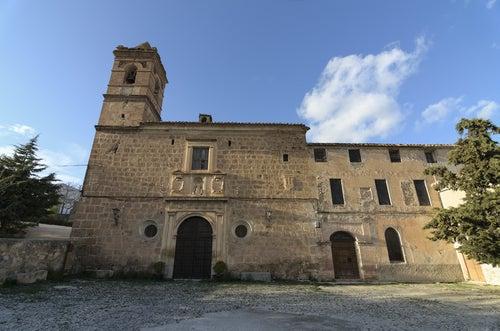 Convento de San Luis en Vélez Blanco