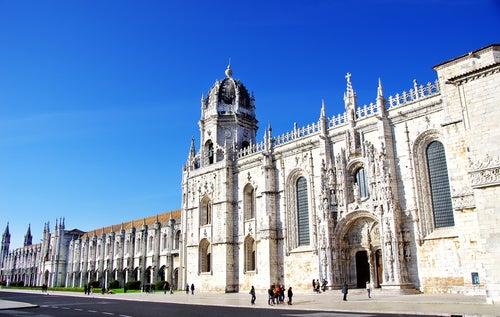 Monasterio de los Jerónimos - inacio pires