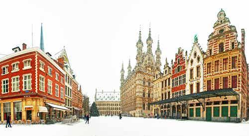 Lovaina, una ciudad belga que sorprende