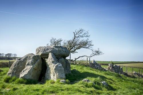 Dolmen en Dorset