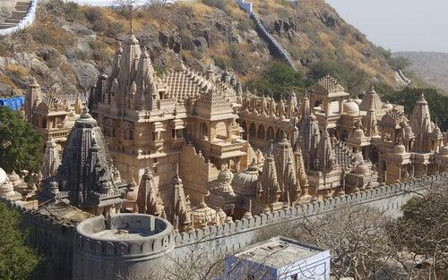 Templo en Palitana